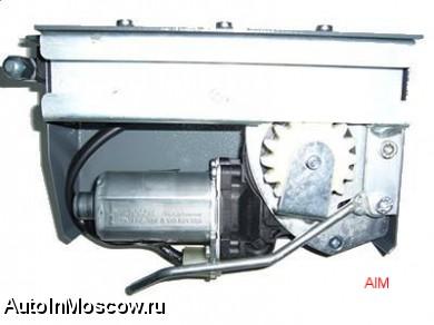 Электропривод боковой сдвижной двери в Москва : автобусы - autoinmoscow.ru