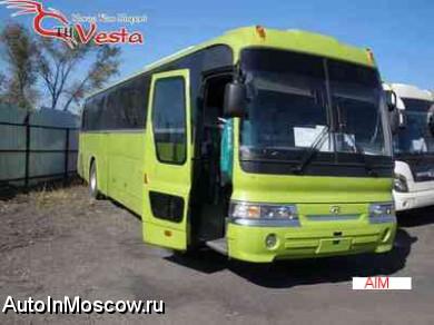 микроавтобус hyundai aerospace
